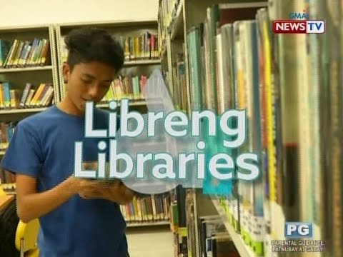 Good News: Libreng Libraries
