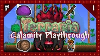 Video 🌳 The Restart! Our First Day In Calamity! | Terraria 1.3.4 Calamity Mod Let's Play [Episode 1] download MP3, 3GP, MP4, WEBM, AVI, FLV November 2017