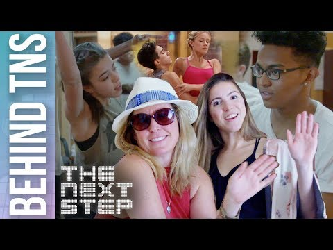Behind the Scenes: Choreographing East vs West - The Next Step Season 5