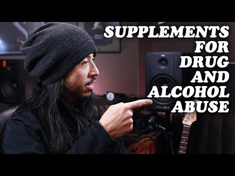 Getting Sober: Dietary Supplements to help you recover from Alcohol abuse