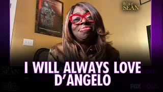 Angie Stone Opens Up FULL INTERVIEW | The Book of Sean