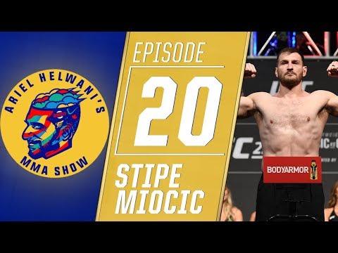 Stipe Miocic is adamant about wanting rematch vs. Daniel Cormier | Ariel Helwani's MMA Show