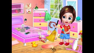 Best House Cleaning - Home Cleanup Girls Game - Fun Big Cleaning Level | Game for Girls | Part - 1🏠 screenshot 1