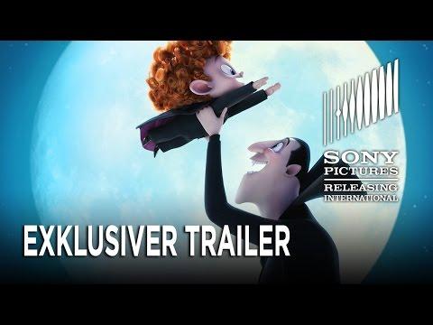 HOTEL TRANSSILVANIEN 2 - Trailer G - Ab 15.10.2015 im Kino!