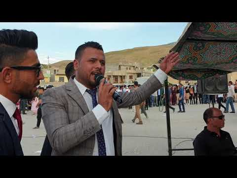 زيدان شنكالي و ملك البزق حسين شنكالي حفلة في شنكال