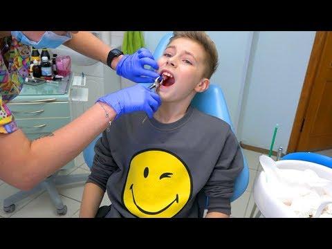 Зуб болит при прыжке