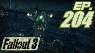 Fallout 3 Gameplay in 4K, Part 204: Robot Orgy at the RobCo Facility (Let