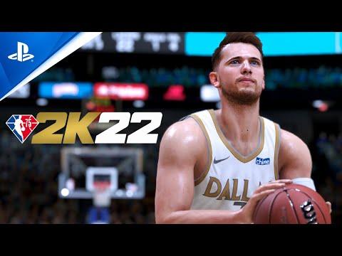 NBA 2K22 Next Gen Gameplay Concept (PS5/Xbox Series X)   Mavericks vs. Lakers