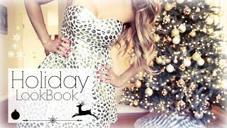Holiday LookBook 2013 | HAUSOFCOLOR Thumbnail