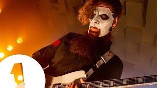 Slipknot  The Devil In I at BBC Maida Vale Studios for the Radio 1 Rock Show