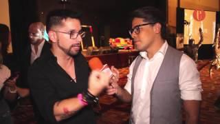 Revista exclusiva - Entrevista a Irrael Gómez en la Explosión Creativa