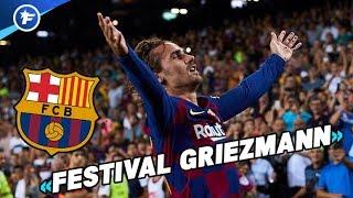 Antoine Griezmann a charmé tout le monde avec le Barça | Revue de presse