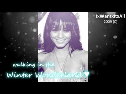 winter wonderland ♥ // vanessa hudgens // merry christmas everyone [friends&subs] :)