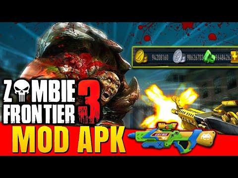 Zombie Frontier 3 Mod Android | Ringan Dan Offline