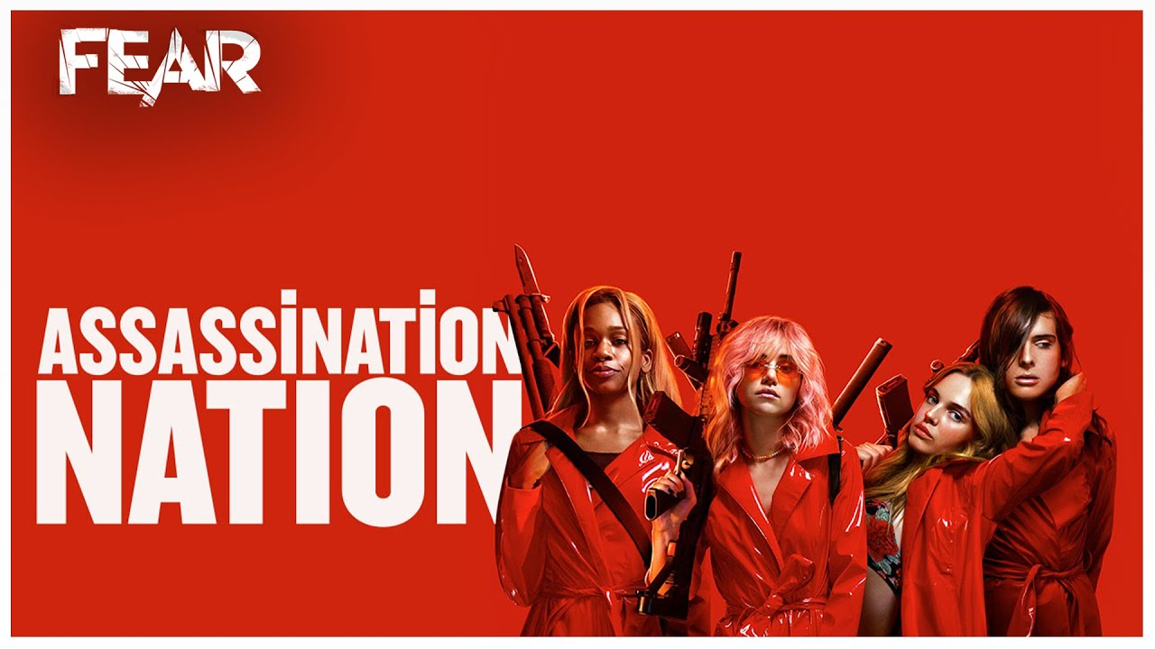 Download Assassination Nation (2018) Official Red Band Trailer | Fear