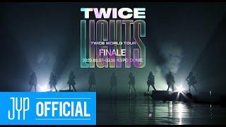 TWICE WORLD TOUR 'TWICELIGHTS'in Seoul 'FINALE'