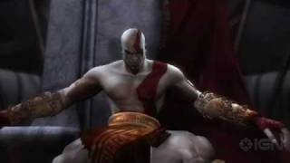 God of War: Ghost of Sparta Trailer
