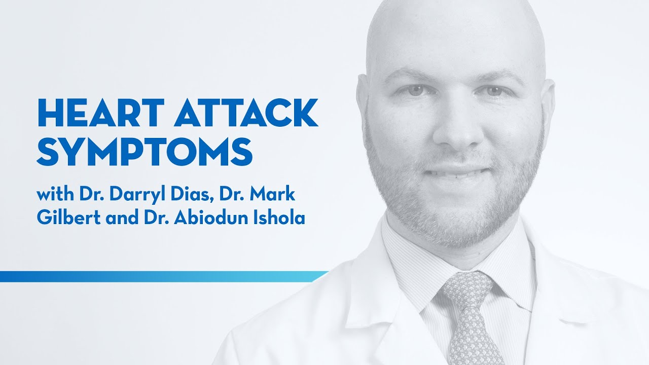 """""""Heart Attack Symptoms"""" featuring St. Elizabeth Cardiologists"""