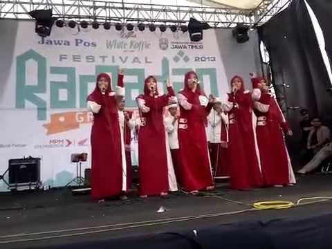 zalzalah uin malang juara 2 final jawapos 2013