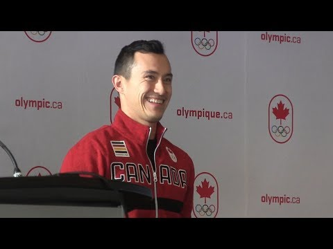 Patrick Chan on heading to his last Olympics in Pyeongchang