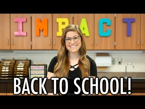 BIG ANNOUNCEMENT - Im Going Back to School! | Pocketful of Primary