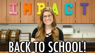 BIG ANNOUNCEMENT - I'm Going Back to School! | Pocketful of Primary