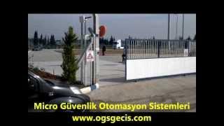 İzmir Ogs MicroTec Otomatik Geçiş Sistemleri