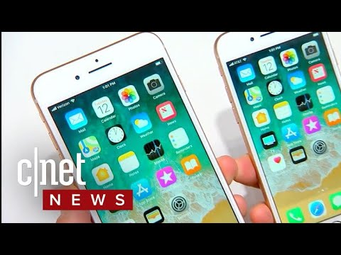 Download Youtube: iPhone 8 debuts with wireless charging (CNET News)