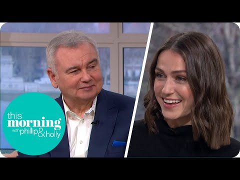 Grantchester Star Used To Call Eamonn TV Dad | This Morning