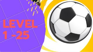 Crazy Kick! Game Walkthrough Part 1 lv1-lv25