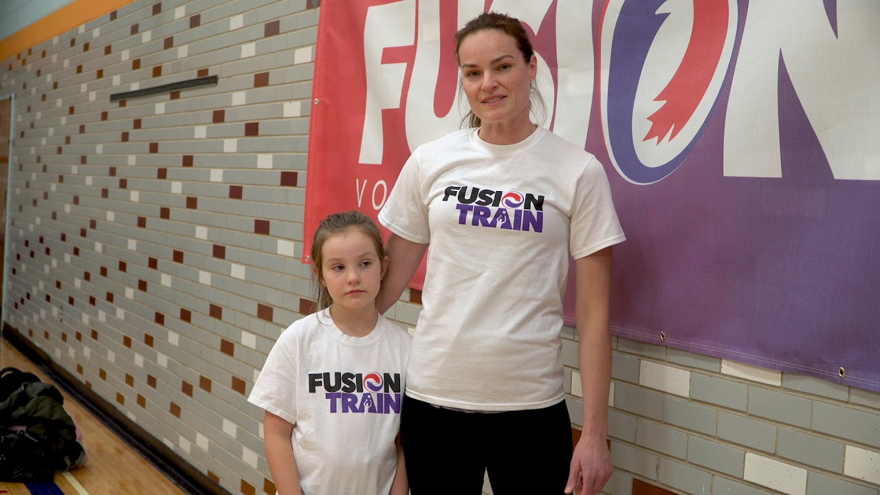 Parent Player Program Ottawa Fusion Volleyball Club Youtube