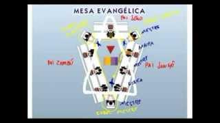 VALE DO AMANHECER- TRABALHO DE MESA EVANGELICA