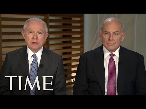 Jeff Sessions: 'I Wasn't Criticizing' Hawaii By Calling It 'An Island In The Pacific' | TIME