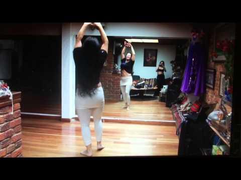 Natalie Becker. Choreography for Azena