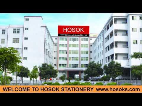 Hosok Stationery Video No.1