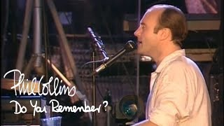 Phil Collins - Do You Remember (Official Music Video) thumbnail