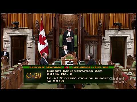 Canadian politicians argue over the use of the word 'fart' in Parliament