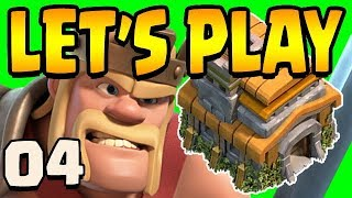 WALLS for DAYS!  TH7 Let's Play ep4 | Clash of Clans