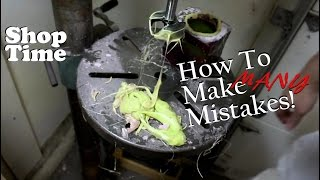 How To Make MANY Mistakes!