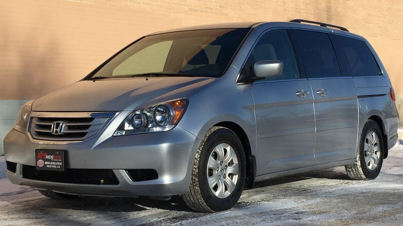 2010 Honda Odyssey Se Dvd Entertainment System Sliding Doors Huge Value You