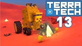 Прохождение TERRATECH: #13 - ОБНОВЛЕНИЕ 0.7.8, ЧТО НОВОГО?!