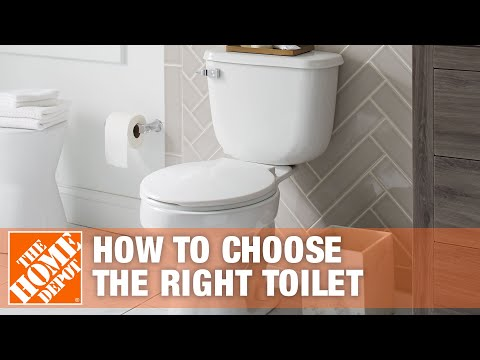 Toilet Buying Guide - The Home Depot