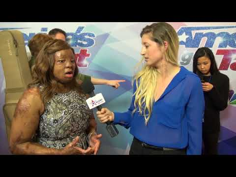 Kechi on Her AGT Finale Performance, Making Her Family Proud & Her Growth On America's Got Talent