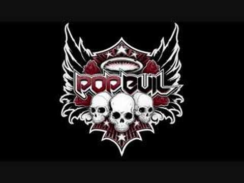 Pop Evil - Hero + Lyrics