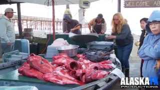 Dory Fleet fish market in Newport Beach, California