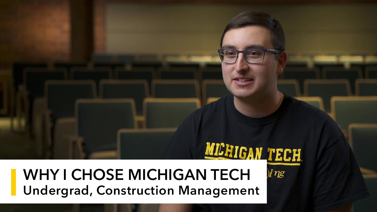 Preview image for My Michigan Tech: John Batsikouras video