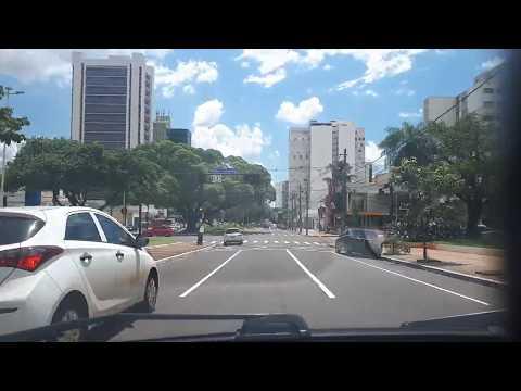 Campo Grande - Tarde de Sol  Afonso Pena