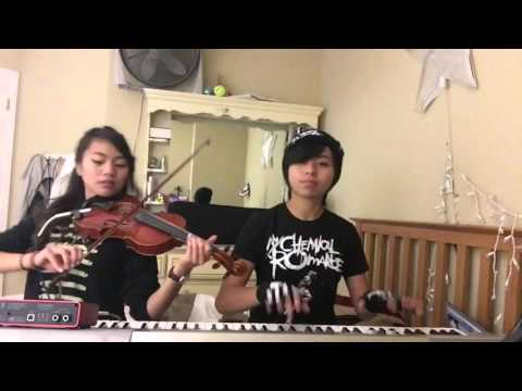 My Chemical Romance - Mama (Piano and Violin Cover)