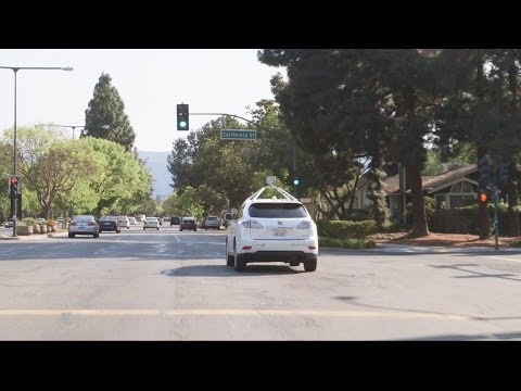 Google's self-driving cars have been in 11 accidents in six years