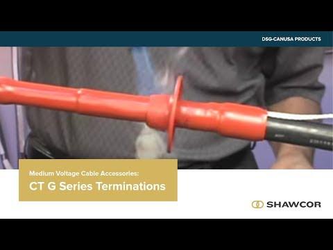 DSG-Canusa CT G Terminations